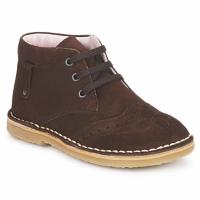 Schuhe Mädchen Boots Cacharel HARRY Braun