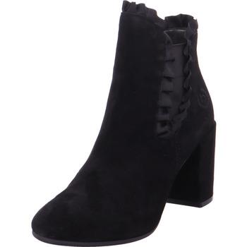 Schuhe Damen Low Boots Stiefelette - 411-56131-3469 schwarz-schwarz
