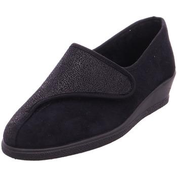 Schuhe Damen Hausschuhe Rohde - 2528 90 schwarz