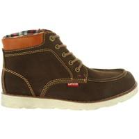 Schuhe Kinder Boots Levi's VIND0002L INDIANA Marr?n