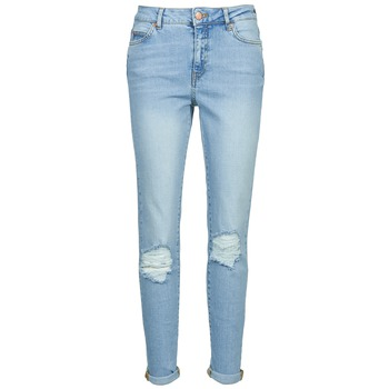 Kleidung Damen Slim Fit Jeans Noisy May KIM Blau