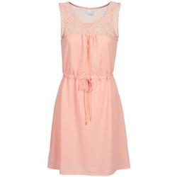 Kleidung Damen Kurze Kleider Vero Moda ZANA Rose
