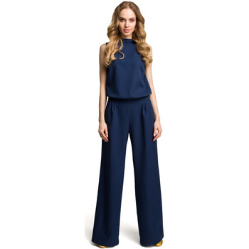 Kleidung Damen Overalls / Latzhosen Style S140 Maßgeschneiderter Blazer mit Reißverschlüssen - schwarz
