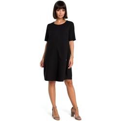 Kleidung Damen Sweatshirts Be B082 Breezy Etuikleid - schwarz