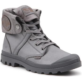 Schuhe Wanderschuhe Palladium Lifestyle Schuhe  PLBRS BGZ L2 U 73080-021-M grau