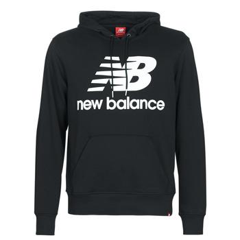 Kleidung Herren Sweatshirts New Balance NB SWEATSHIRT Schwarz