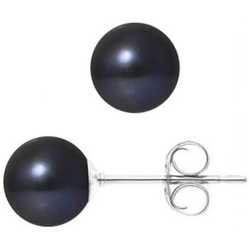 Uhren & Schmuck Damen Ohrringe Blue Pearls BPS K390 W OB Multicolor