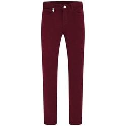 Kleidung Mädchen Hosen Mayoral Pantalon  Felpa Granate Rot