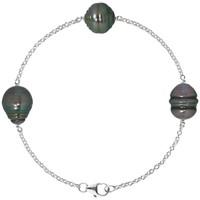 Uhren Damen Armbänder Blue Pearls BPS K134 W Silbern