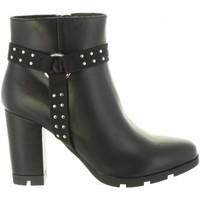 Schuhe Damen Low Boots Maria Mare 62216 Negro