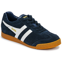 Schuhe Sneaker Low Gola HARRIER Blau