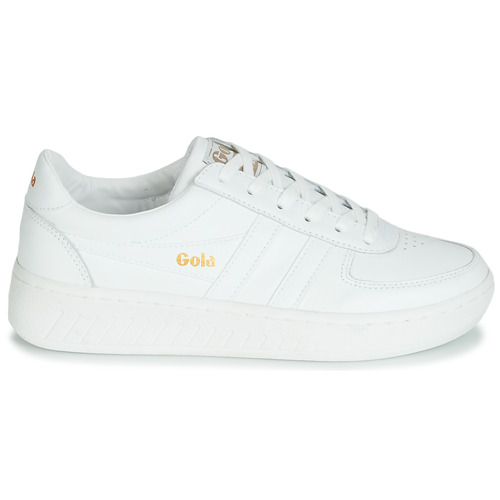Grandslam Leather Gola Sneaker Low Damen Weiss