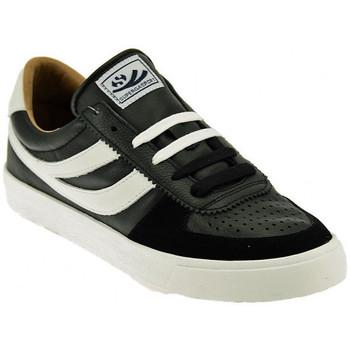 Schuhe Herren Sneaker Low Superga 2846 LEAU turnschuhe