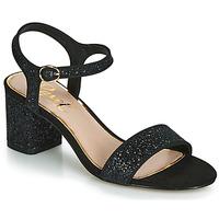 Schuhe Damen Sandalen / Sandaletten Ravel WALTON Schwarz