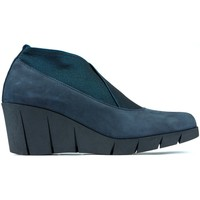 Schuhe Damen Slipper The Flexx Schuhe  SPACESTRETCH BLAU
