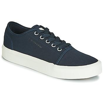 Schuhe Herren Sneaker Low G-Star Raw STRETT II Blau