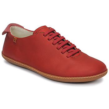 Schuhe Sneaker Low El Naturalista EL VIAJERO Rot