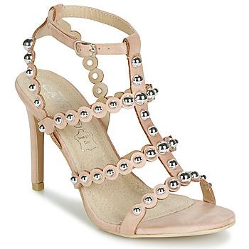 Schuhe Damen Sandalen / Sandaletten Cassis Côte d'Azur COTI Beige