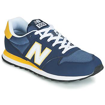 Schuhe Herren Sneaker Low New Balance GM500 Blau