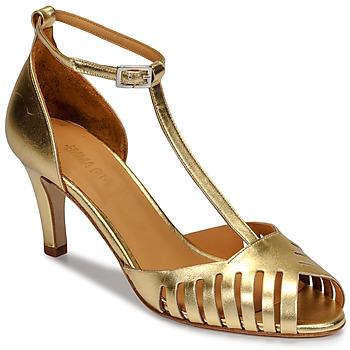 Schuhe Damen Sandalen / Sandaletten Emma Go JOELLE Gold