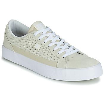 Schuhe Herren Sneaker Low DC Shoes LYNNFIELD SE M SHOE SFW Weiss