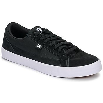 Schuhe Herren Sneaker Low DC Shoes LYNNFIELD M SHOE BKW Schwarz