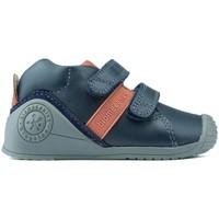 Schuhe Jungen Boots Biomecanics Stiefel  181148 BLUE