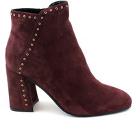 Schuhe Damen Low Boots Bp Zone BPZ-I18-S2802P-BO Bordeaux