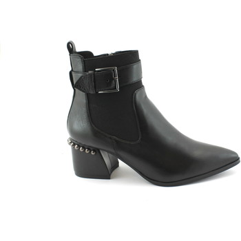Schuhe Damen Low Boots Bp Zone BPZ-I18-U7201X-NE Nero