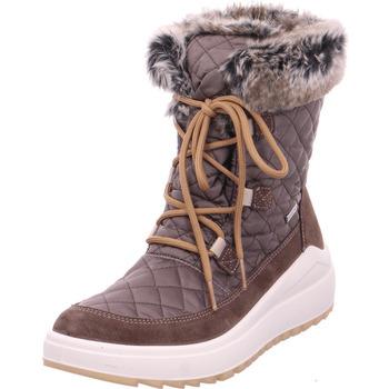 Schuhe Damen Schneestiefel Vista - 32-06305 beige