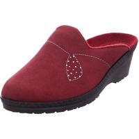 Schuhe Damen Hausschuhe Rohde - 2463 42 rot