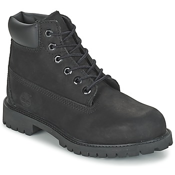 Schuhe Kinder Boots Timberland 6 IN CLASSIC Schwarz