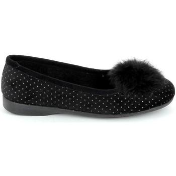 Schuhe Damen Ballerinas Boissy Ballerine JH2325 Noir Schwarz
