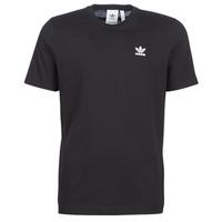 Kleidung Herren T-Shirts adidas Originals ESSENTIAL T Schwarz