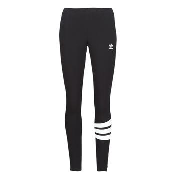 Kleidung Damen Leggings adidas Originals YASSAI Schwarz