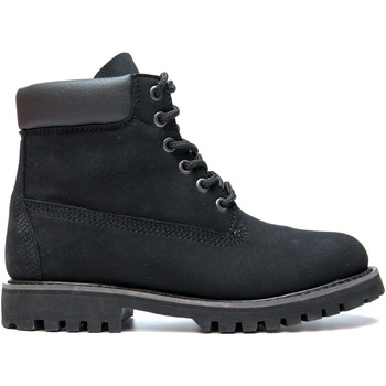Schuhe Boots Nae Vegan Shoes Etna Black Schwarz