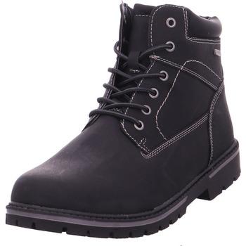 Schuhe Herren Boots Montega - 1014621-L10902 schwarz