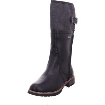 Schuhe Damen Klassische Stiefel Jana Damen Stiefel BLACK