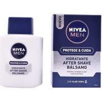 Beauty Herren After Shave & Rasurpflege  Nivea Men Protege & Cuida After Shave Balm Hidratante  100 ml