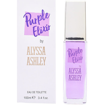 Beauty Damen Eau de toilette  Alyssa Ashley Purple Elixir Edt Zerstäuber  100 ml
