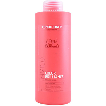Beauty Spülung Wella Invigo Color Brilliance Conditioner Fine Hair  1000 ml