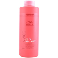 Beauty Shampoo Wella Invigo Color Brilliance Shampoo Fine Hair  1000 ml