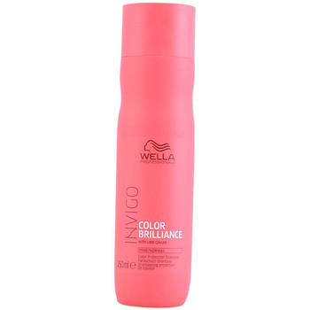 Beauty Shampoo Wella Invigo Color Brilliance Shampoo Fine Hair  250 ml
