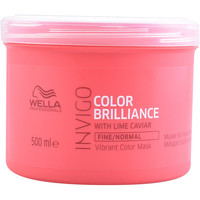 Beauty Spülung Wella Invigo Color Brilliance Mask Fine Hair  500 ml