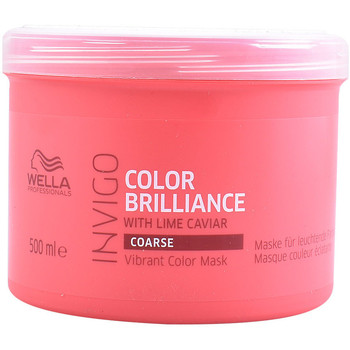 Beauty Spülung Wella Invigo Color Brilliance Mask Coarse Hair  500 ml