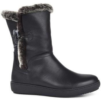 Schuhe Damen Schneestiefel Alpe 3220 Schwarz