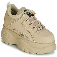 Schuhe Damen Sneaker Low Buffalo 1533046 Beige