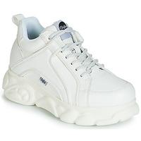 Schuhe Damen Sneaker Low Buffalo 1630121 Weiss