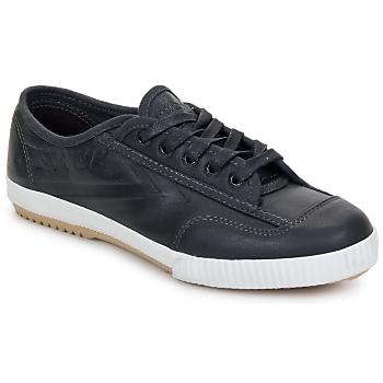 Sneaker Feiyue FE LO PLAIN CHOCO Schwarz 350x350