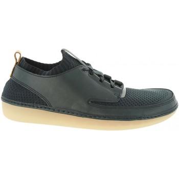 Schuhe Herren Arbeitsschuhe Clarks 26125773 NATURE IV Azul
